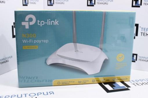 Беспроводной маршрутизатор TP-Link TL-WR840N (Ver 5.0)