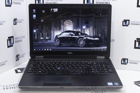 Ноутбук Б/У Dell Latitude 15 E5570