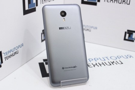 Смартфон Б/У MEIZU M2 Note 16GB Gray