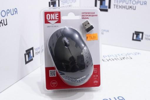 Мышь SmartBuy SBM-351AG-K